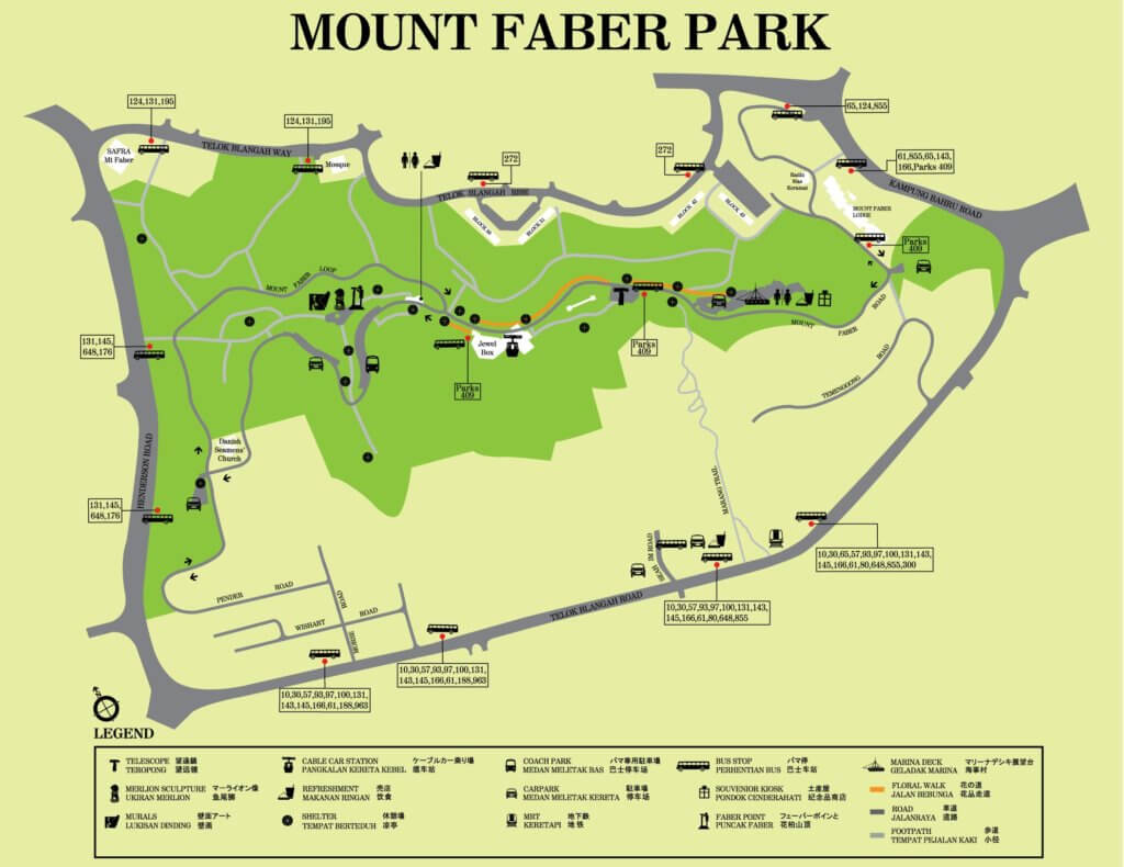 avenue_south_residence_condo-mount-faber-park-map