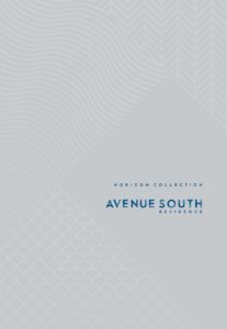 avenue-south-residence-ebrochure-horizon-collection-cover