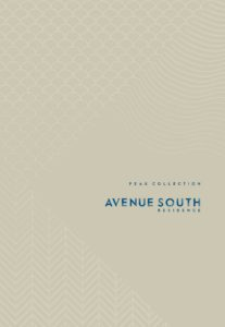 avenue-south-residence-ebrochure-peak-collection-cover